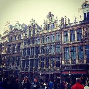 La grandeur de la Grand Place