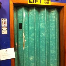l'ascenseur mythique