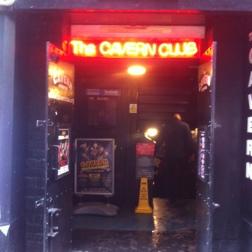L'entrée du Cavern Club