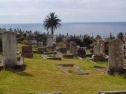 Cimetière de Waverley (Australie) : Le cimetière de Waverley est très chic. Niché sur les falaises de Bronte, dans la banlieue sud-est de Sydney, il abrite des tombes en très bon état avec une vue de premier choix, sur l'océan. Toutefois, la visite excessive des touristes pourrait agacer plus d'un mort-vivant. Halloween sera peut-être l'occasion de rebellions ou de manifestations paranormales. Pour ceux qui n'ont pas peur du décalage horaire avec l'au-delà. Crédits photo : Vismavieenaustralie (Blogger)