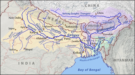Ganges-Brahmaputra-Meghna_basins