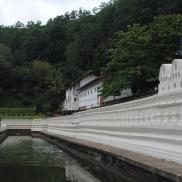 Le temple de la dent de Bouddha