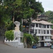 Quartiers chics de Kandy