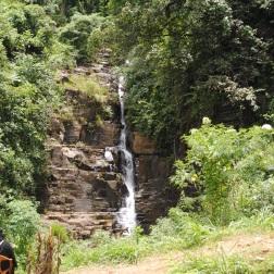 Sur la route de Nuwara Eliya