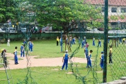 Galle (le cricket)