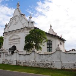 Galle (l'église hollandaise réformée)