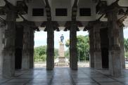le mémorial de l'indépendance