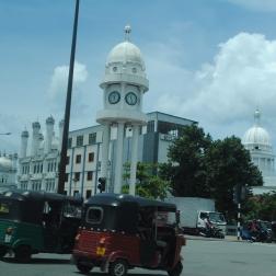 La grande mosquée / Clock tower / White house