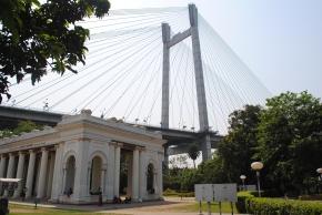 James Prinsep et le pont Hooghly