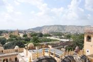 vue du Palais des Vents