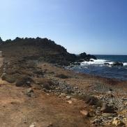 Pour voir les Îles Sanguinaires sous leur meilleur angle, il faut grimper!