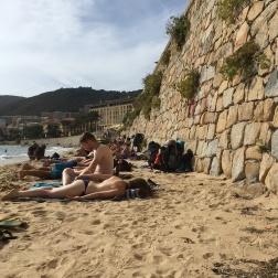 La plage Saint-François