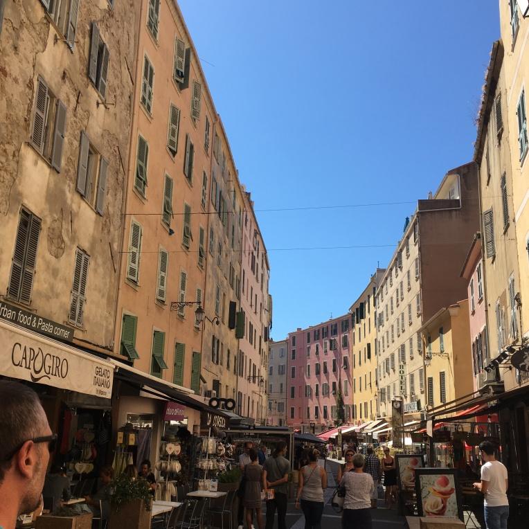 La rue Fesch