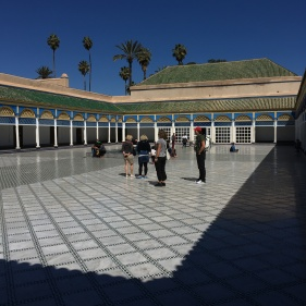 Le Palais Bahia