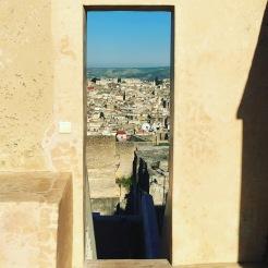 Vue sur la médina depuis Dar Bensouda