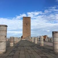 La tour Hassan II