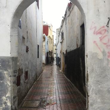 Les rues de Salé