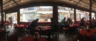 Un thé au Cafe Mesale