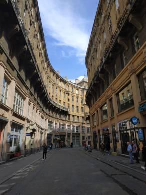 L'architecture de Budapest...