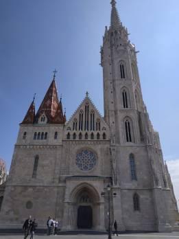 l'église de Buda