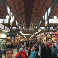 Les Halles de Budapest